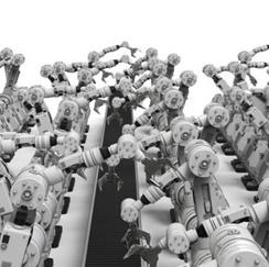 Intelligent automation robots