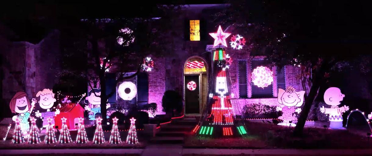 Ciena+holiday+lightshow