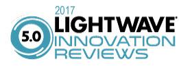 2017 Lightwave Innovation Reviews logo