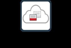 Emulation cloud icon