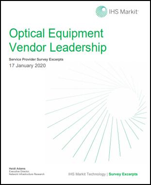 Optical Equipment Vendor Leadership thumbnail