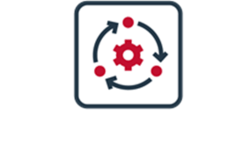Manage, Control and Plan icon
