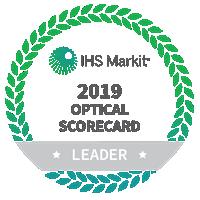 IHS Markit 2019 Optical Scorecard logo